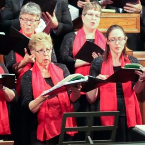 """""""A Festival Song"""" Presented by the Kalamazoo Singers"""