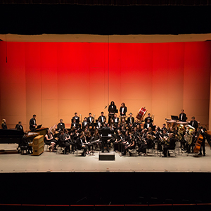 University Wind Symphony and Symphonic Band Joint Concert