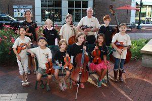 Crescendo Fiddlers