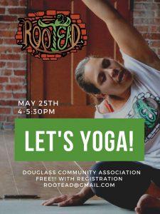 Rootead Yoga