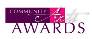 Community Arts Awards logo