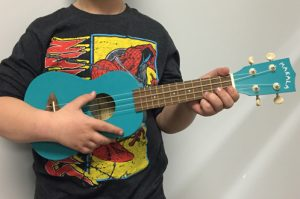 Introduction to Ukulele Class
