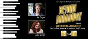 Beyond Broadway: Starring Nat Zegree & Julie N...