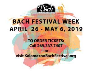 Bach Festival Week 2019