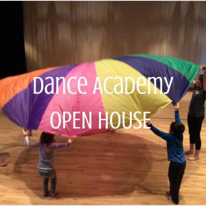 Wellspring Dance Academy Open House