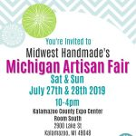 Michigan Artisan Fair 2019