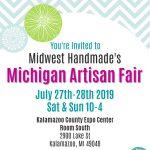 Midwest Handmade's MI Artisan Maker Fair