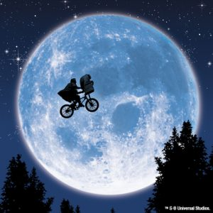 E.T. the Extra-Terrestrial – in Concert