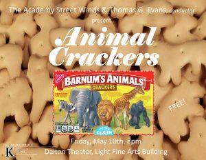 "Academy Street Winds Concert - ""Animal Crackers"""