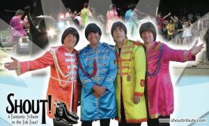 Shout! - a Beatles Tribute at The Stage at Kindleberger