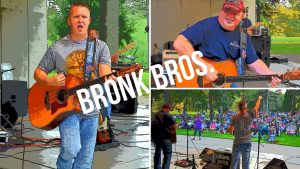 Bronk Bros. at The Stage at Kindleberger