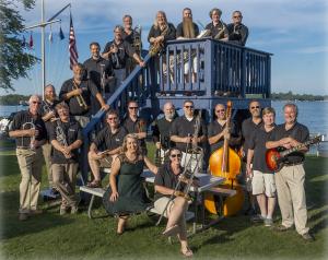 Lake Effect Jazz Big Band at Bronson Park
