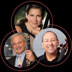 Anna Polonsky/David Shifrin/Peter Wiley Trio