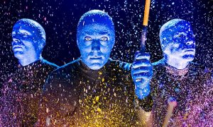 Blue Man Group: Speechless New Tour