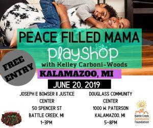 Peace Filled Mama