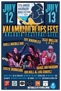 26th Annual Kalamazoo Blues Festival