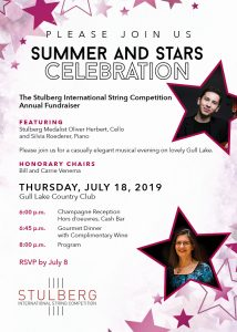 Stulberg Summer & Stars Celebration