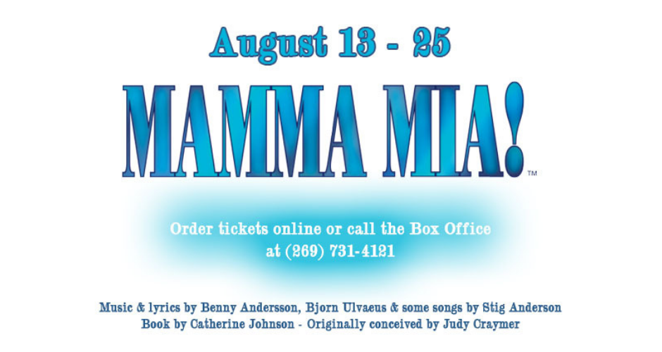 Mamma Mia!, Barn Theatre School at Barn Theatre, Augusta ...