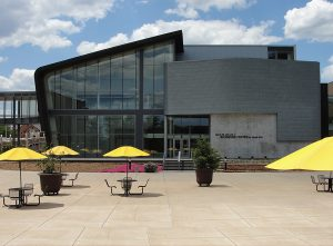 Richmond Center for Visual Arts (Kerr Gallery) - A...