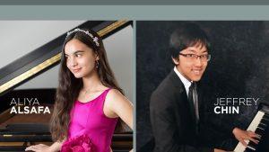 Lang Lang Scholars featuring Aliya Alsafa and Jeffrey Chin