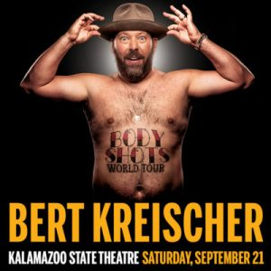 Outback Concerts Presents: Bert Kreischer – Body...