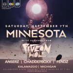 Minnesota, Pigeon Hole, & More at the Kalamazoo State Theatre