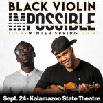 Emporium Presents: Black Violin at the Kalamazoo State Theatre