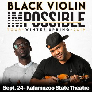 Emporium Presents: Black Violin at the Kalamazoo S...