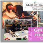 Girls' Night Out at Glass Art Kalamazoo