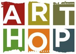 Art Hop logo link