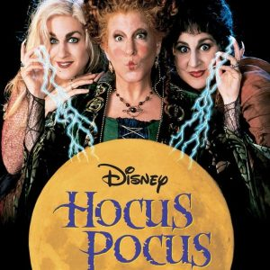 Hocus Pocus 1993 (PG) at the Kalamazoo State Theat...