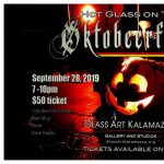 Hot Glass on Tap: Oktobeerfest!