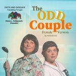 'ODD COUPLE' female version by Neil Simon