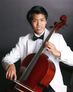 Stulberg Silver Medalist & the WMU Symphony Orchestra