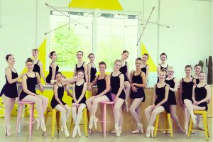Ballet Arts Ensemble - Nov. 2019 Art Hop