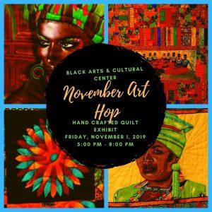 BACC - Nov. 2019 Art Hop