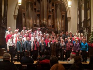 Harmony Holiday Concert 2019