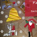 Family Fun Day! Walk-In Fused Glass Ornament Class