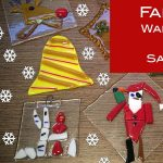 Family Fun Day : Walk-In Fused Glass Ornament Class