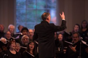 50th Annual Holidays with the Bach Festival Chorus