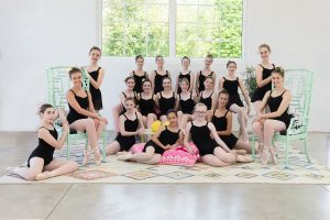 Ballet Arts Ensemble - February 2020 Art Hop