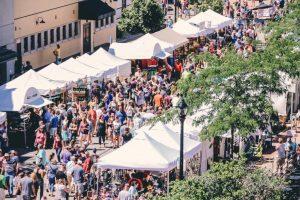 Lakeshore Art Festival - Muskegon Michigan