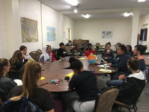 University Campus Ministries and Read and Write Kalamazoo - February 2020 Art Hop