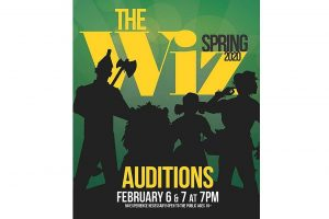 """Auditions for """"The Wiz"""" - Kellog Community College"""