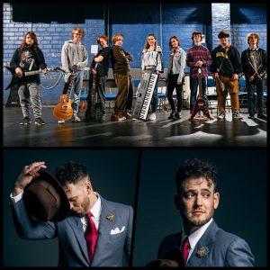(Rescheduled) Kalamazoo Academy of Rock WSG Matt Giraud at Kalamazoo State Theatre