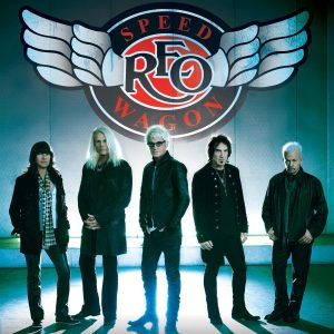 NEW DATE! REO Speedwagon at Kalamazoo State Theatr...