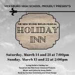 Irving Berlin's Holiday Inn (Postponed)