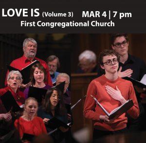 LOVE IS (Volume 3)