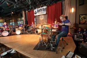 Keith Hall Summer Drum Intensive