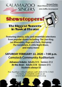 Showstoppers! The Biggest Moments in Musical Theat...